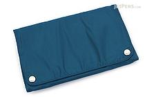 Kokuyo Bizrack Bag in Bag - 2 Way Pouch - A5 - Marine Blue - KOKUYO KAHA-BR22LB