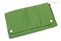 Kokuyo Bizrack Bag in Bag - 2 Way Pouch - A5 - Apple Green - KOKUYO KAHA-BR22LG