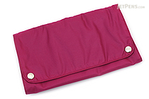 Kokuyo Bizrack Bag in Bag - 2 Way Pouch - A5 - Rose Pink - KOKUYO KAHA-BR22P