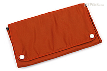 Kokuyo Bizrack Bag in Bag - 2 Way Pouch - A5 - Orange - KOKUYO KAHA-BR22YR