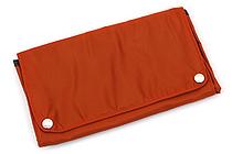 Kokuyo Bizrack Bag in Bag - 2 Way Pouch - A5 - Orange - KOKUYO KAHA-BR22YR