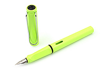 Lamy Safari Fountain Pen - Neon Lime - Extra Fine Nib - LAMY L43EF