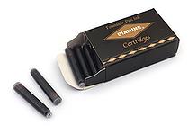 Diamine Fountain Pen Ink Cartridge - Ancient Copper - Pack of 18 - DIAMINE INK 8086