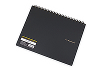 Maruman Mnemosyne Imagination Notebook - A4 - 5 mm Graph - MARUMAN N180A