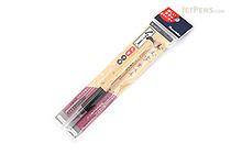 Kuretake Bimoji Brush Pen - Medium - Bristles - KURETAKE XT5-10S