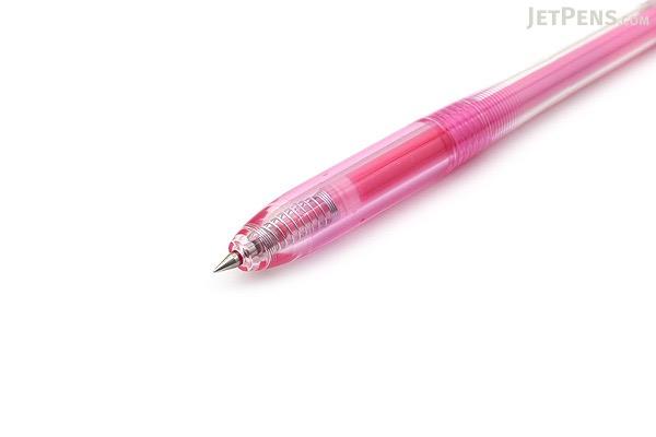 Sakura Ballsign Knock Gel Pen - 0.4 mm - Cherry Pink - SAKURA GBR154#122