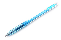 Sakura Ballsign Knock Gel Pen - 0.4 mm - Aqua Blue - SAKURA GBR154#125