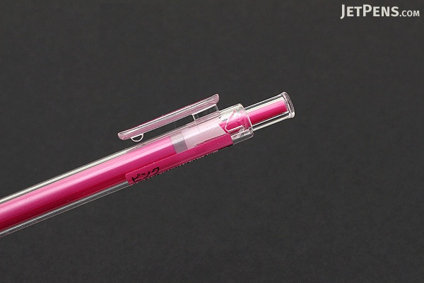 Sakura Ballsign Knock Gel Pen - 0.4 mm - Pink - SAKURA GBR154#20