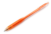 Sakura Ballsign Knock Gel Pen - 0.4 mm - Orange - SAKURA GBR154#5
