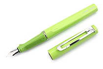 Jinhao 599 Metal Fountain Pen - Medium Nib - Light Green - JINHAO 599-13