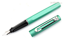 Jinhao 599 Metal Fountain Pen - Medium Nib - Metallic Green - JINHAO 599-9