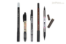 JetPens Double-Sided Brush Pen Sampler - JETPENS JETPACK-011