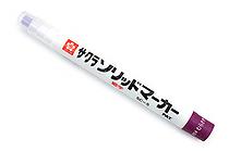Sakura Solid Marker - Fine - Purple - SAKURA SC-S#24