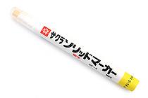 Sakura Solid Marker - Fine - Yellow - SAKURA SC-S#3