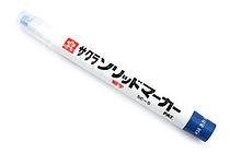 Sakura Solid Marker - Fine - Blue - SAKURA SC-S#36