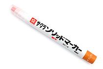 Sakura Solid Marker - Fine - Orange - SAKURA SC-S#5