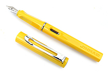 Jinhao 599A Fountain Pen - Medium Nib - Yellow - JINHAO 559A-7
