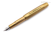 Kaweco Brass Sport Fountain Pen - Medium Nib - KAWECO 10000918