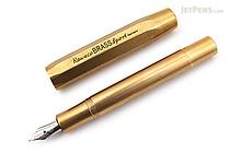 Kaweco Brass Sport Fountain Pen - Fine Nib - KAWECO 10000917