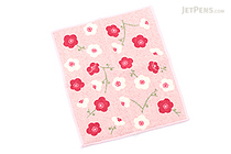 Kurochiku Taisetsu Microfiber Cleaning Cloth for Glasses - Ume no Hana (Plum Flower) - KUROCHIKU 41009602