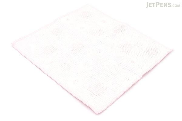 Kurochiku Taisetsu Microfiber Cleaning Cloth for Glasses - Ume no Hana (Plum Flower) - KUROCHIKU 41009602