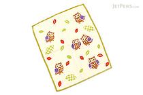 Kurochiku Taisetsu Microfiber Cleaning Cloth for Glasses - Fukurou (Owl) - KUROCHIKU 41412603