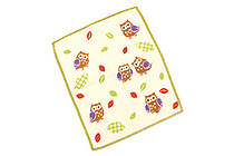 Kurochiku Taisetsu Microfiber Cleaning Cloth for Glasses - Fukurou (Owl) - KUROCHIKU 41412603