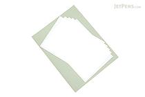 Tomoe River Paper - A5 - White - 5 Sheets - TOMOE RIVER A5-WHITE-5