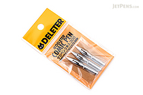 Deleter Comic Pen Nib - Spoon Model - Pack of 3 - DELETER 341-1006