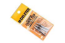 Deleter Comic Pen Nib - G Model - Pack of 3 - DELETER 341-1004