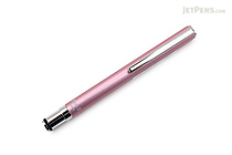 Ohto Petit-B Needle-Point Ballpoint Pen - 0.5 mm - Pink Body - OHTO NBP-5P5 PINK