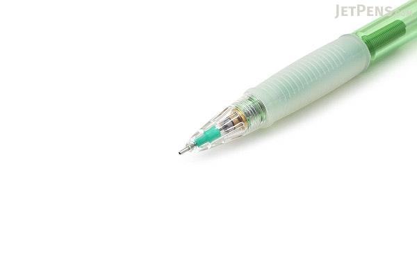 Pilot 2020 Shaker Super Grip Mechanical Pencil - 0.5 mm - Neon Color - Green - PILOT HFGP-20R-TG5