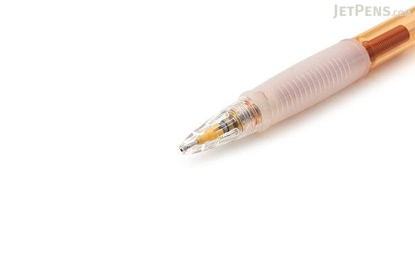 Pilot 2020 Shaker Super Grip Mechanical Pencil - 0.5 mm - Neon Color - Orange - PILOT HFGP-20R-TO5
