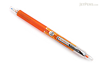 Pilot Hi-Tec-C Slim Knock Gel Pen - 0.3 mm - Orange - PILOT LHS-20C3-O
