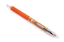 Pilot Hi-Tec-C Slim Knock Gel Pen - 0.3 mm - Orange - PILOT LHS-20C3-O