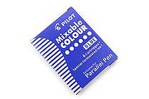 Pilot Parallel Calligraphy Pen Refill - Blue - Pack of 6 - PILOT IRFP-6S-L