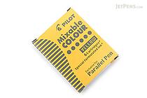 Pilot Parallel Pen Refill - Yellow - 6 Cartridges - PILOT IRFP-6S-Y
