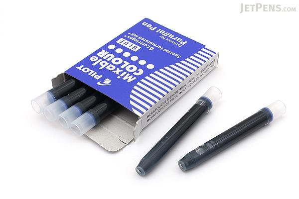 Pilot Parallel Pen Refill - Blue - 6 Cartridges - PILOT IRFP-6S-L