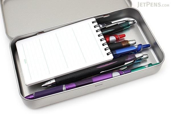 Velos Tin Pen Case - Wide - VELOS CA-157029