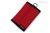 Nomadic Noma Travel CG-02 Travel Wallet - Red - NOMADIC CG-02 RED