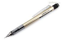 Tombow Mono Graph Shaker Mechanical Pencil - 0.5 mm - Gold - TOMBOW SH-MG06