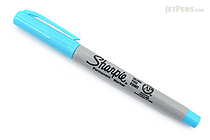 Sharpie Electro Pop Permanent Marker - Ultra Fine Point - Nano Blue - SHARPIE 1927335