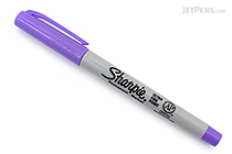 Sharpie Electro Pop Permanent Marker - Ultra Fine Point - Ultra Violet - SHARPIE 1927343