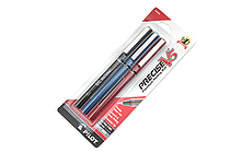 Pilot Precise V5 Rollerball Pen - Extra Fine - 3 Color Set - Black/Blue/Red - PILOT 35354