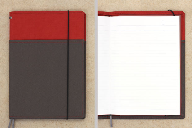 Kokuyo Systemic Refillable Notebook Cover