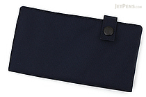 Lihit Lab Smart Fit Pen Case - Navy - LIHIT LAB A-7585-11