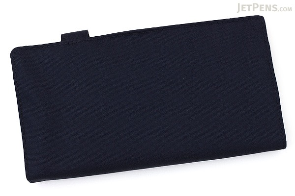 Lihit Lab Smart Fit Pen Case - Navy - LIHIT LAB A-7585-11