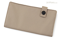 Lihit Lab Smart Fit Pen Case - Beige - LIHIT LAB A-7585-16
