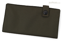 Lihit Lab Smart Fit Pen Case - Olive - LIHIT LAB A-7585-22