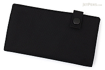 Lihit Lab Smart Fit Pen Case - Black - LIHIT LAB A-7585-24